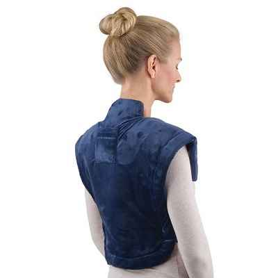 The Cordless Neck and Shoulder Heat Wrap 1