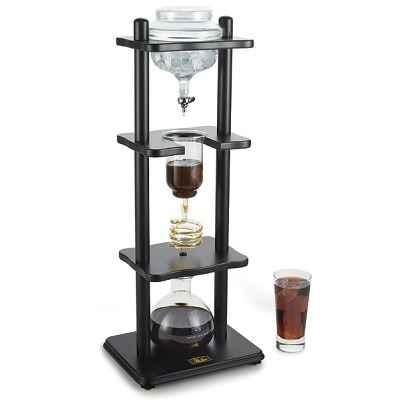 The Flavor Enhancing Coffee Extractor