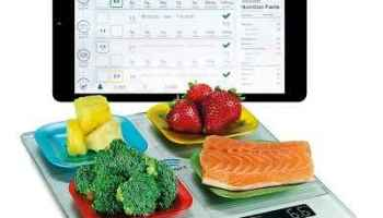 The Worlds Smartest Food Scale