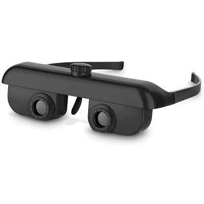 The Hands Free Binoculars