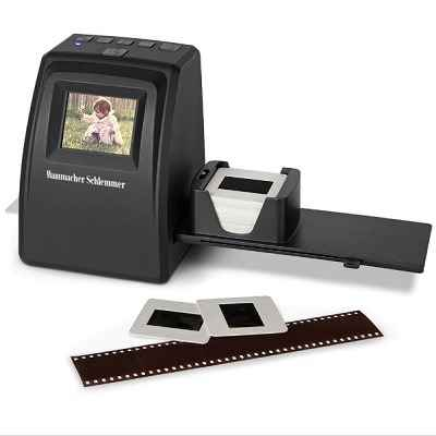 The Rapid Feed Digital Slide Converter - A portable digital slide converter that quickly preserves photographic memories into digital format