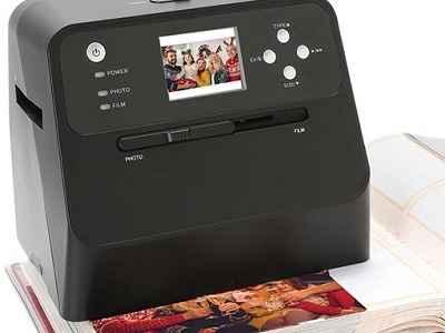 The Rapid Photo Album Scanner 1