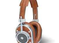 The Maximum Comfort Lambskin Neodymium Headphones