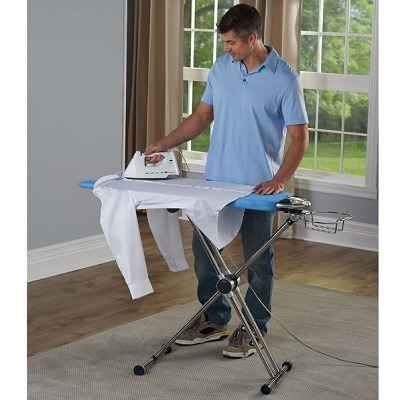 The Better Ironing Board