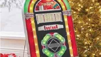 The Christmas Carol Jukebox