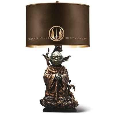 The Yoda Table Lamp