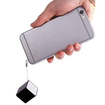 World's Smallest Bluetooth Speaker 1