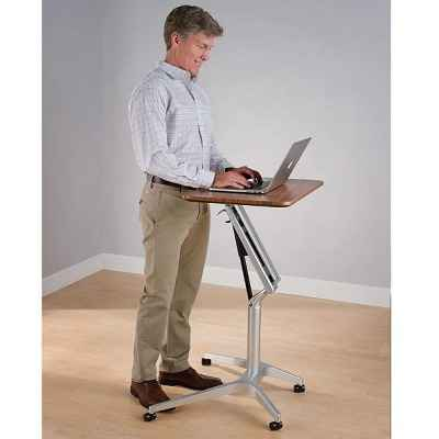 The Sitting Or Standing Mobile Workstation 1