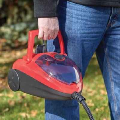 The Automotive Steam Cleaning System 1