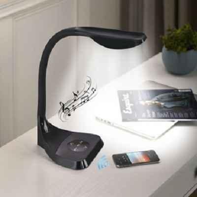 The Bluetooth Speaker LED Lamp