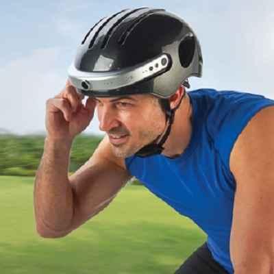 The Smarter Bike Helmet-1