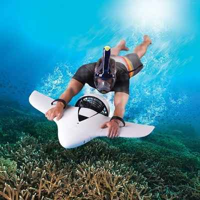The Underwater Scooter 1