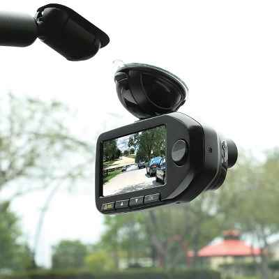 The Front And Rear Dashboard Camera