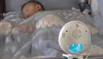 The Award Winning Vitals Sensor Camera Baby Monitor
