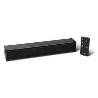 The Voice Clarifying Sound Bar 1