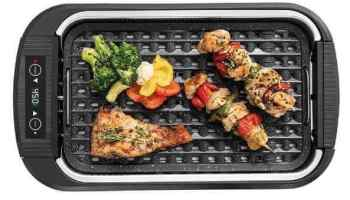 The Smokeless Indoor Grill