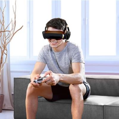 The Wearable Virtual Cinema