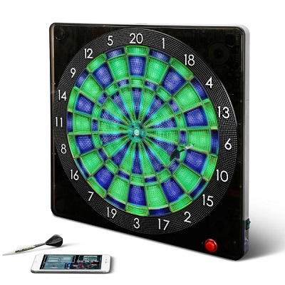 The Best Electronic Bluetooth Dartboard 1