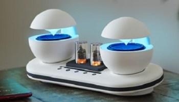 The Advanced Vacuum Tube Hybrid Speaker