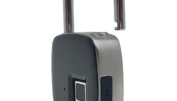 The Instant Biometric Lock
