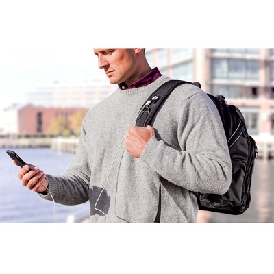 The Smartphone Charging Backpack 1