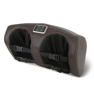 The Heated Compression Massager for Both Knees 1
