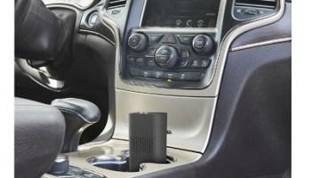 The Car Air Purifying Ionizer
