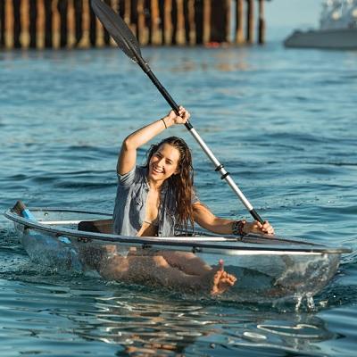 Two-Person-Transparent-Canoe-Kayak