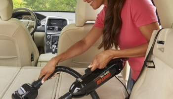 Powerful Handheld Car Vacuum