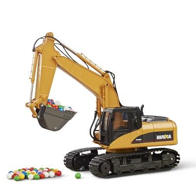 RC-Working-Excavator