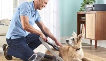 Pet-Grooming-Vacuum