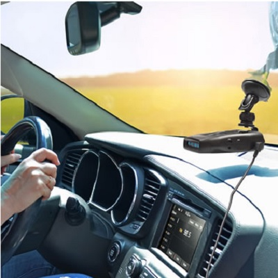 Radar Detector and Dash Camera