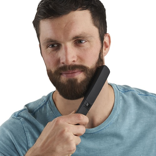 Heated Beard Softener