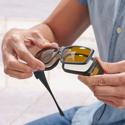 Vision Enhancing Wear Overs