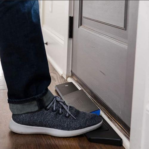 Military Grade Smart Security Door Wedge