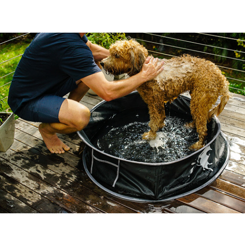 Pop Up Canine Splash Pool1