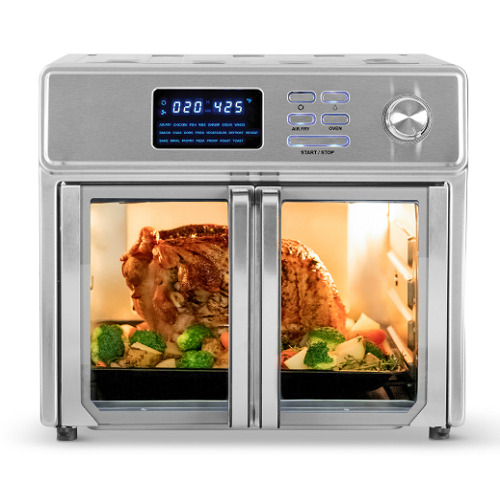 Air Frying Oven And Rotisserie