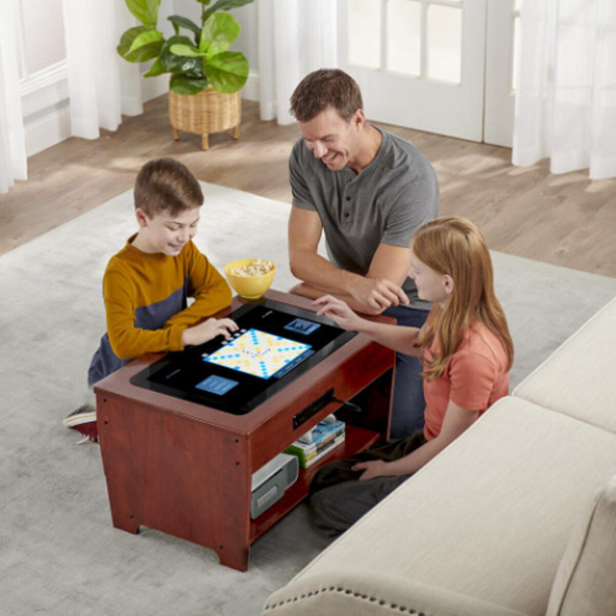 the 24 inch tablet smart table a