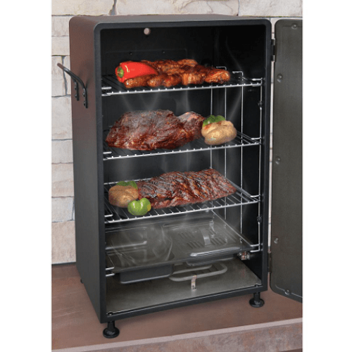 Electric Outdoor Smoker1