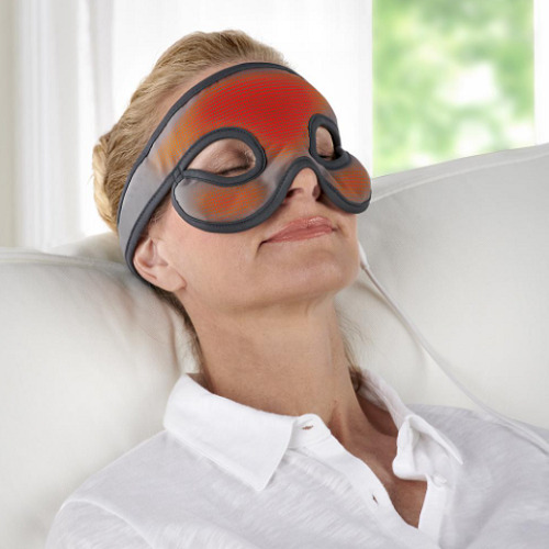 Sinus Pressure Relieving Heated Face Mask