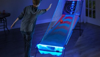 Illuminated-Bowling-Arcade-Game