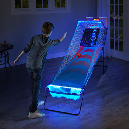 Illuminated-Bowling-Arcade-Game