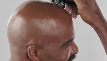 Ergonomic-Head-Shaver