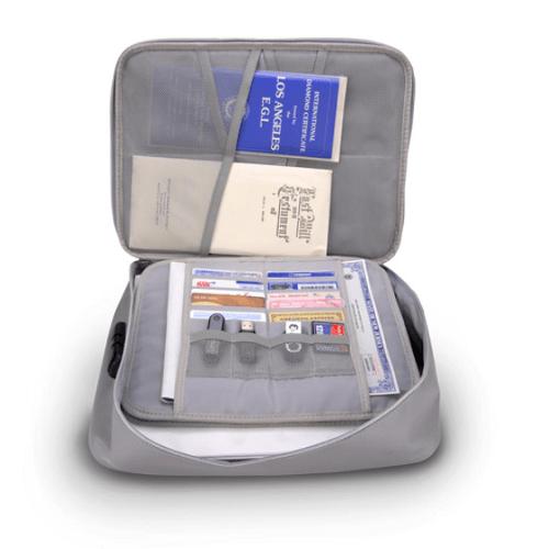 Fireproof Waterproof Document Box1