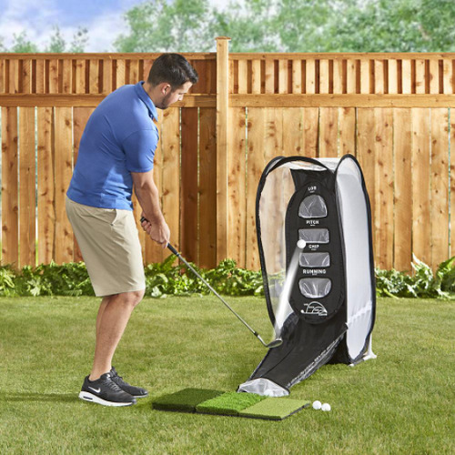 Golf Ball Returning Chipping Net