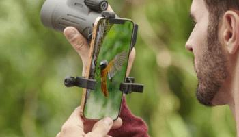 Smartphone Enabled Monocular