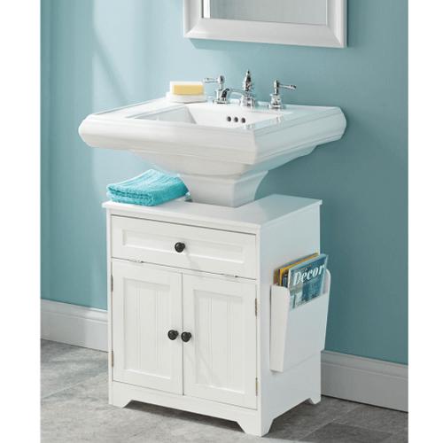 Pedestal Sink Storage Cabinet1