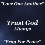 I Trust God Only - Pray For Peace - Love One Another | John Park | Lehigh Acres | Ft. Myers