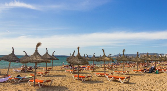 hotel playa de palma gunstig buchen its