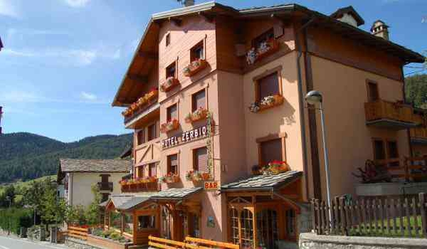 Hotel Zerbion  Hotel per bambini in montagna in Valle d